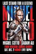 Sadam Ali vs. Miguel Cotto HD Blu-Ray