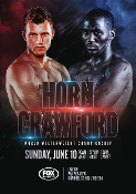 Terence Crawford vs. Jeff Horn HD Blu-Ray