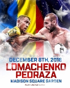 Vasyl Lomachenko vs. Jose Pedraza HD Blu-Ray