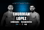Keith Thurman vs. Josesito Lopez HD Blu-Ray