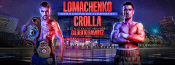 Vasyl Lomachenko vs. Anthony Crolla HD Blu-Ray