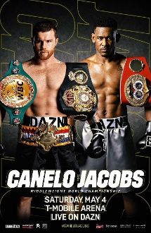 Canelo Alvarez vs. Daniel Jacobs HD Blu-Ray