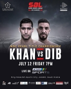 Amir Khan vs. Billy Dib HD Blu-Ray