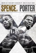 Errol Spence Jr. vs. Shawn Porter HD Blu-Ray